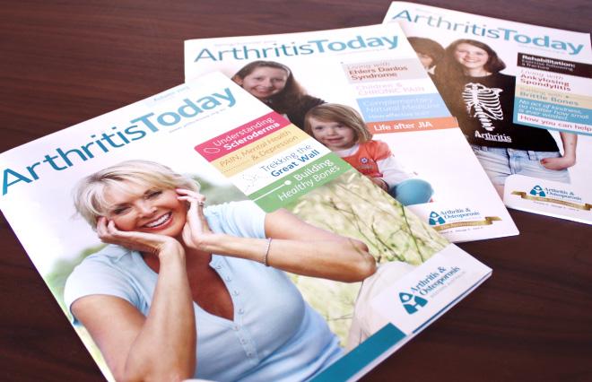 Arthritis-Perth-Newsletter-Design