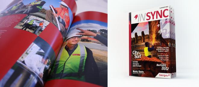 Georgiou-Print-Design-Newsletter