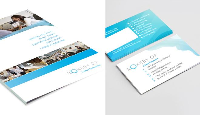 RGP Corporate Folder Design