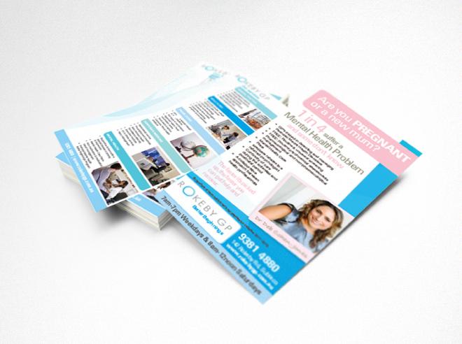 DL Perth Brochure Design