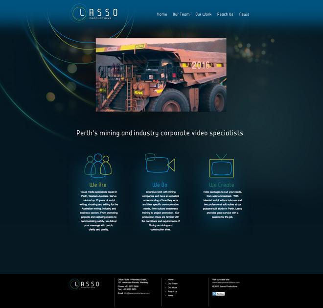 LassoProductions_Website-Design