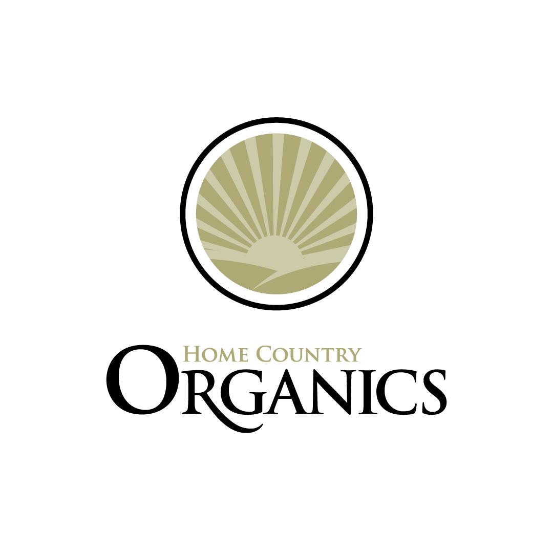 HomeCountryOrganics-Logo-Design